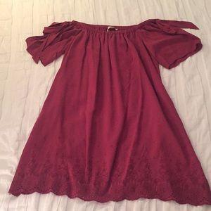 Loft OTS Dress